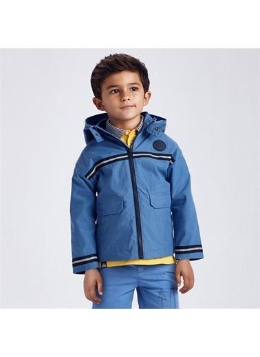 Mayoral Mayoral Erkek Çocuk Baharşık Mont Mavi 20309 Mavi